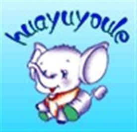郑州华豫游乐设备厂Logo