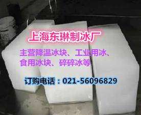 上海东琳降温冰块工业冰块食用冰块销售配送公司Logo