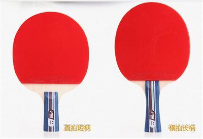 红双喜乒乓球拍短拍图片