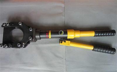 液压电缆剪生产厂家图片