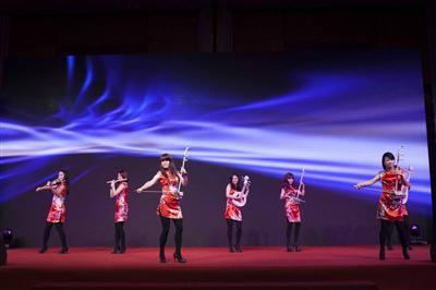 上海年会创意策划-上海公司年会表演节目图片