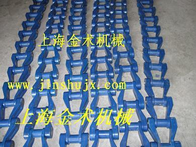 刮渣机链条价格,刮渣机塑料链条塑料,刮渣机塑挖机v链条运输车图片