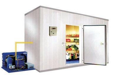 保底冷库 保鲜冷库 蔬菜瓜果冷库设计安装图片