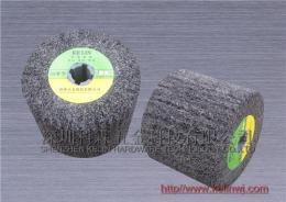 专业生产销售黑色碳化硅拉丝轮