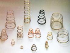 本色五金弹簧厂专业生产订造塔形弹簧