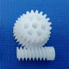 车载CD齿轮蜗杆 塑胶齿轮 齿轮模具
