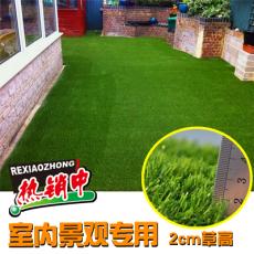 衡水人造草坪制造商 衡水加密嫩绿人造草坪