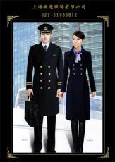 空姐服装定做*航空服订做