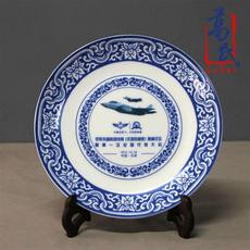 纪念瓷盘厂家直销批量定制量大从优
