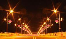 LED灯笼灯/LED路灯杆装饰灯/路灯杆美化灯