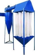 布袋式除塵器原理