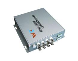 4路纯视频光端机