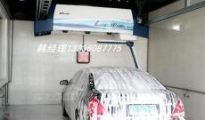 镭豹360洗车机厂家整机保修三年