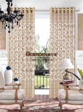欧式窗帘卧室 婚房 别墅窗帘布艺品牌加盟