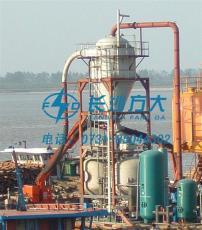 平底庫 地坑 堆積廠粉體負壓收集系統