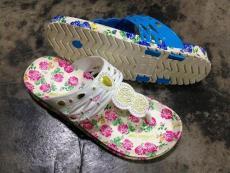揭陽佳韻女款塑料人字拖鞋