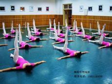 长盈纯色舞蹈练功房运动地板舞蹈地胶