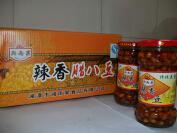 湘雨果辣香焗巴豆 下饭调味瓶装腊八豆