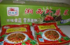 湖南特產 湘雨果湘西外婆菜