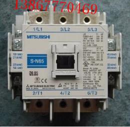 三菱65A接觸器S-N65