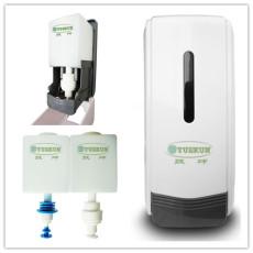 手动皂液器 卫生间洗手液器 液体给皂液机
