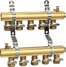 工程款双球分水器 地热分水器生产