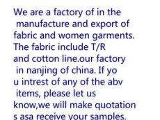 factory of in the manufacture