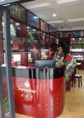 永州烟酒展示柜 烟酒超市展示柜 烟酒柜台
