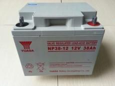 汤浅蓄电池NP38-12最新报价