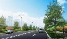 西安最專業的市政道路景觀設計 到盛夏建設
