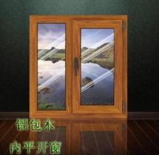 别墅装修用铝木门窗