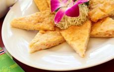 酒店餐廳必備特色食材 特好嘉260克月亮蝦餅