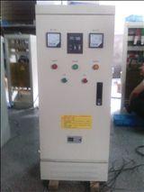 75KW水泵電機控制柜 破碎機90KW軟啟動器