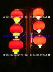 LED灯笼厂家 报春LED亚克力灯笼 灯杆灯笼