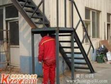 昌平区回龙观彩钢楼梯制作 楼梯焊接