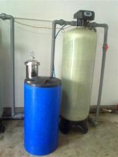 小型食品工業用全自動軟化水設備