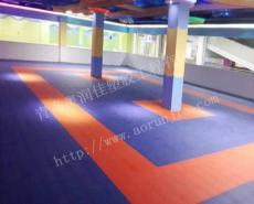 品牌拼装地板-多功能塑胶地板