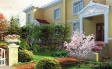 西安專業別墅庭院設計 首選西安盛夏景觀