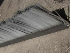 砖机条刷 铁皮条刷生产 毛刷厂毛刷价格