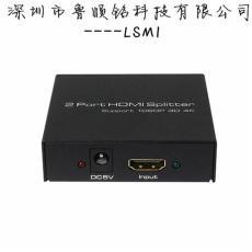 HDMI2.0分配器1x2 4Kx2K 1.4版 splitter