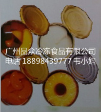 广州果蔬罐头 果肉罐头生产厂家