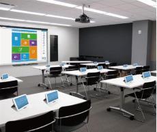独家推出麦特电子书包互动交互教学智慧教室