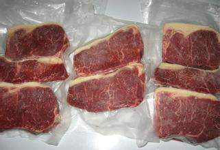 新西兰西冷牛扒 冷冻牦牛排 加拿大牛仔骨