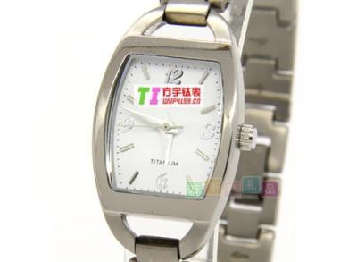 钛手表 批发零售钛男士手表 钛女士腕表