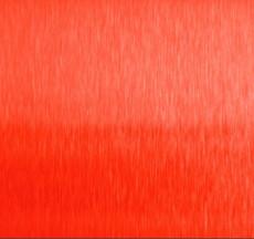 中国红拉丝不锈钢板