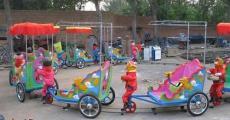 儿童猴拉车/轨道猴拉车游乐设备厂家