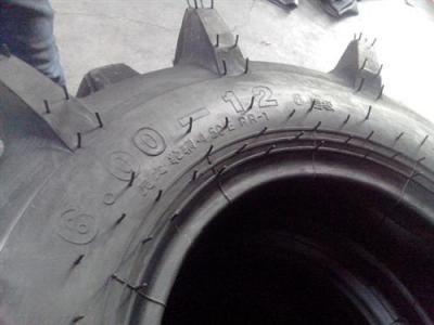 微耕机农用水田轮胎600-12