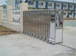 萨都奇供应不锈钢伸缩门 伸缩门价格优惠