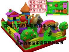 熊出没充气城堡在云南曲靖很是流行厂家直营