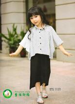 廣州童裝品牌折扣店 童話風格童裝打到